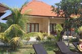 Lembongan - Two Fish Resort, Garten