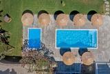 Rhodos Theologos - 'LOGOS Beach Village, Pool und Spielplatz