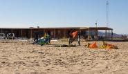 El Gouna - Kitepower,  an der Station