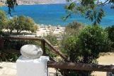 Mykonos - Villas Kalafatis, Strandzugang