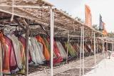 Naxos - Flisvos Lagunen Center, Segel
