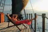 Indonesien - SMY Ondina - Deck