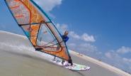 Sao Miguel de Gostoso, Dr. Wind, Surfen Beach