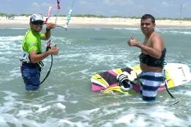 Parajuru Kiteboarding Club Brazil Schulung