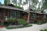 Sipadan Mabul Resort, Standalone Chalet Aussen