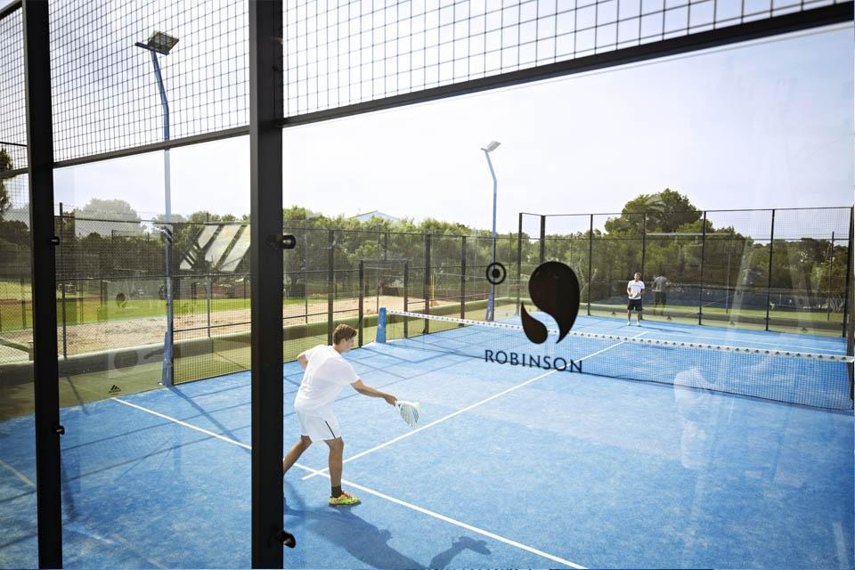Mallorca - ROBINSON Club Cala Serena, Match Paddle Tennis