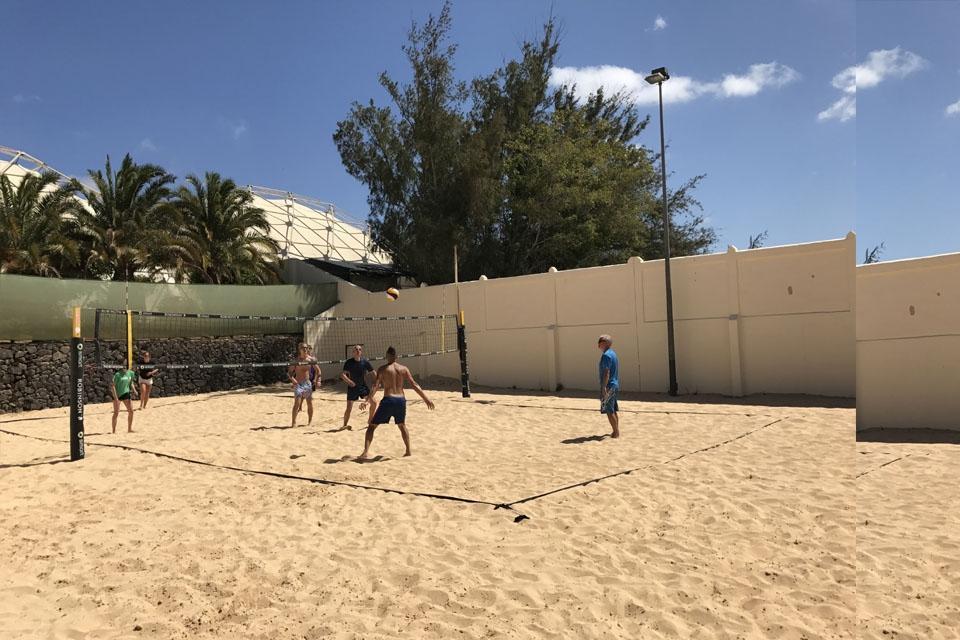 Fuerteventura - ROBINSON Club Esquinzo Playa, Beach Volleyball