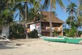 Malapascua-Hippocampus Beach Resort, Deluxe Beachfront Zimmer