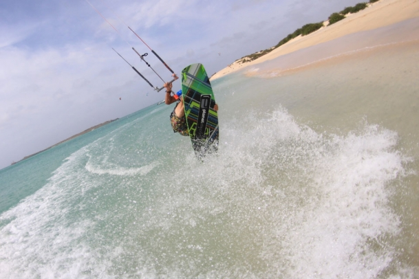Boa Vista, Planet Allsports, Kite Jump Beach