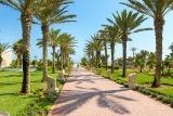 Djerba - Royal Garden Palace, Gartenanlage