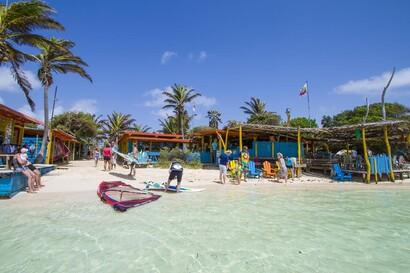 Bonaire Jibe City Station