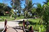 Flores  - Bintang Resort, Blick auf Meer