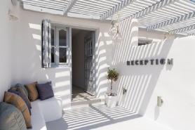 Naxos Flisvos Studios & Appartements, Reception