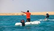 Soma Bay - 7 BFT Kitehouse, Zodiac Action
