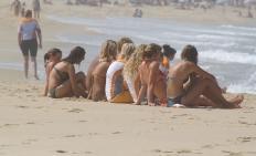 Senior Surfcamp Vieux Boucau Frankreich Atlantikküste Surfurlaub im Zeltcamp mit Busanreise