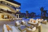 Sal - Hilton Cabo Verde - Sitzbereich aussen, © 2019 Hilton