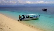 Zentral-Sulawesi - Prince John Dive Resort, Tauchboot