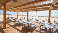 Sal - Oasis Atlantico Salinas Sea, Strandrestaurant und Bar