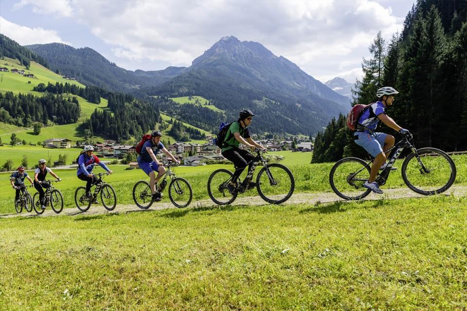 ROBINSON Club Amadé - Bike Touren