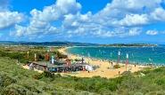 Porto Pollo - Blick auf Bucht und MB Pro Center