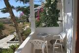 Karpathos - Princess Studio, Balkon