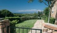 Porto Pollo - Hotel Il Borgo, Garten