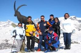 Skisafari Aostatal