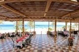 Hamata - Wadi Lahamy Azur, Restaurant Außenbereich