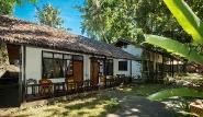 Nordsulawesi - Murex Manado Dive Resort, Doppelbungalow (Beispiel)