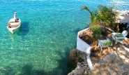 Curacao -  Sun Reef Village, Terrasse