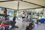 Rhodos Theologos - Alex Beach Hotel, Fitnessraum