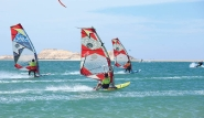 Dakhla Nord - ION CLUB, Windsurfer