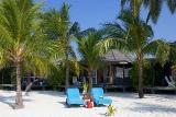 Lhaviyani Atoll - Kuredu, Jacuzzi Beach Villa