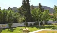Lefkada - Andromeda, Blick zum Garten