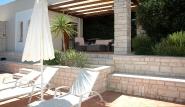 Kreta - Palekastro Villas, Sonnenliegen