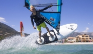 Lefkada - Club Vass, Windsurfer
