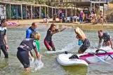 Naxos Flisvos Sportclub, Aloha Surf Camp, Spaß in der Gruppe