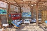 El Gouna - Osmosis Kiteboarding, Chill-Out Bereich
