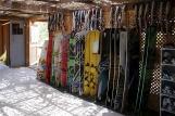 El Gouna - Osmosis Kiteboarding, Materiallager