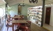 Bonaire, Sorobon Beach Resort, Cafe und Restaurant