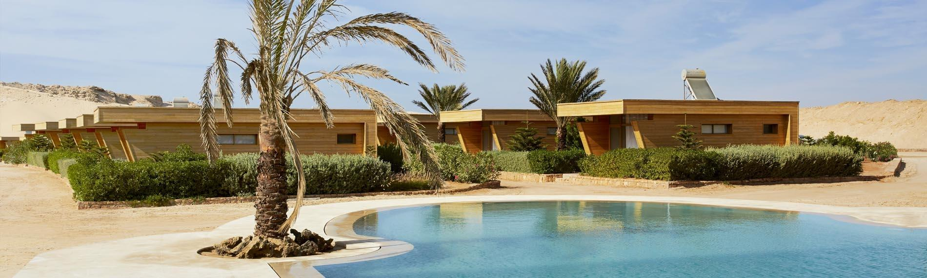 Dakhla Club Poolbereich