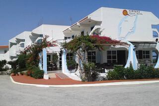 Rhodos Theologos - Nirvana Beach, Eingangsbereich