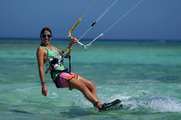 Hurghada - Tommy Friedl Kite Action