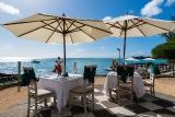 Mauritius - Hotel Hibiscus, Open Air Restaurant
