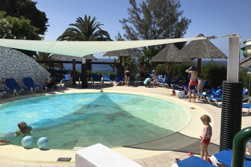 Fuerteventura - ROBINSON Club Esquinzo Playa, Roby Club Kinderpool