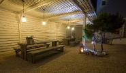 Karpathos - Thalassa Suites, Aussenbereich Sitzgelegenheit