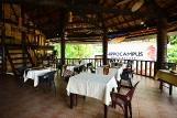 Malapascua - Hippocampus, Restaurant