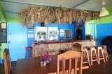 Tobago - Nabucco Speyside Resort, Restaurant mit Bar