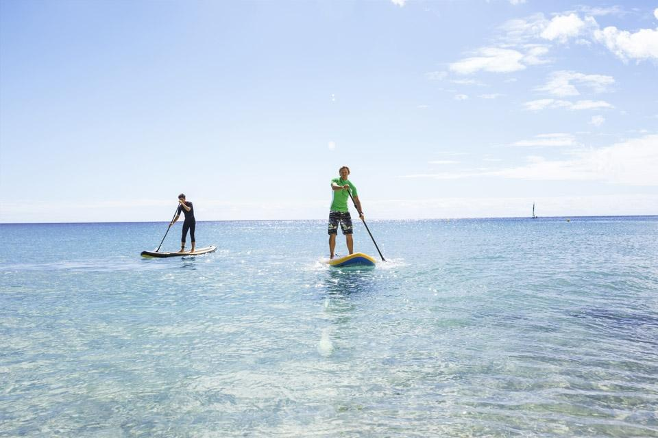 Fuerteventura - ROBINSON Club Jandia Playa, SUP Ausflug