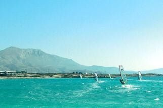 Karpathos - Surf Lagune